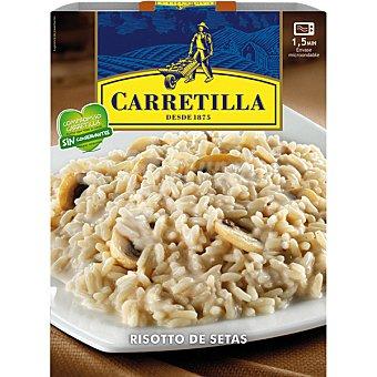 Carretilla Risotto de setas Estuche 250 g