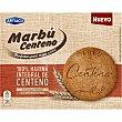 Centeno galletas integrales con azúcar moreno estuche 600 g estuche 600 g Marbu Artiach