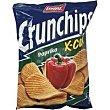 Crunchips paprika x Cut Bolsa 150 g Lorenz