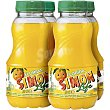 Refresco multifrutas 4 unidades de 200 ml Simon Life