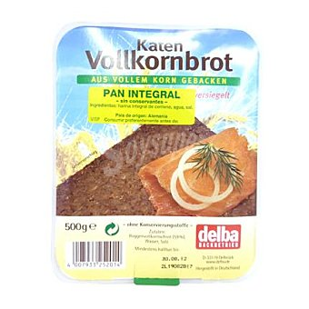 DELBA Pan integral bona 500 g
