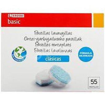 Eroski Basic Lavavajillas Caja 55 dosis