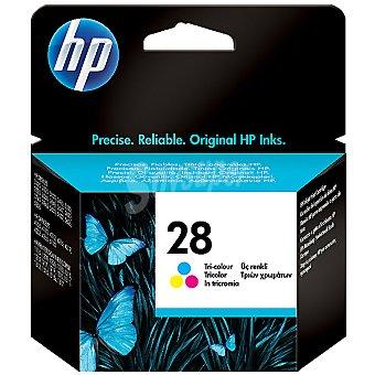 HP Nº 28 cartucho tricolor