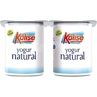 Kalise Yogur natural Pack 4 unds. 125 g