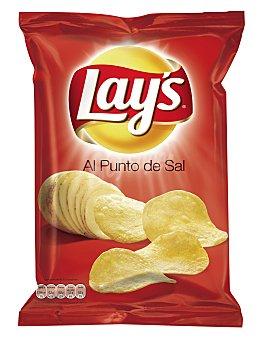 Lay's Patatas fritas al punto de sal Bolsa 170 g