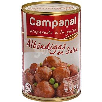 Campanal Albóndigas en salsa Lata 425 gr