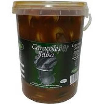 NUMACOL Caracoles en salsa cabrilla 1,1 kg