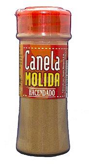 Hacendado Canela molida (tapon rojo) Tarro 52 g