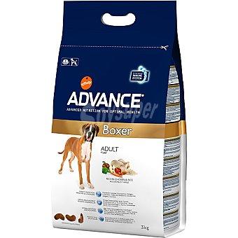 Advance Affinity Alimento de alta gama para perros adultos rico en pollo y arroz Adult Boxer Bolsa 3 kg