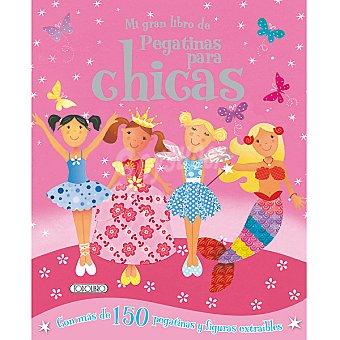 GRAN mi libro de pegatinas para chicas