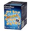Palomitas con sal 600 g Carrefour