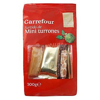 Carrefour Surtido mini de turrones 300 g