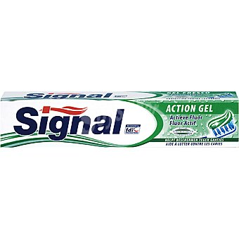 Signal Dentífrico Gel Fresco 75 ml