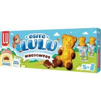 Fontaneda Ositos Lulu con chocolate Pack de 5x30g
