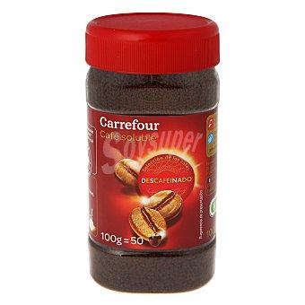 Carrefour Café soluble descafeinado 100 g