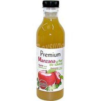 Zumo de manzana-flor de sauco premium Botella 75 cl