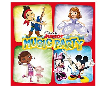 MÚSICA INFANTIL Disney Junior M. Party