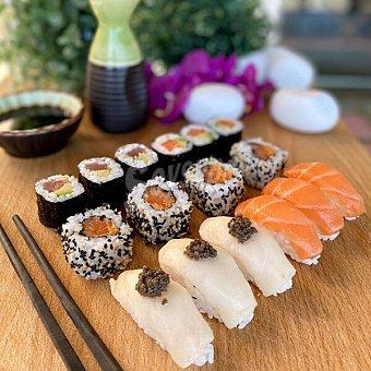 Sushispot Sushi surtido Campeones 16 piezas Bandeja 460 g