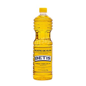 Betis Aceite de oliva suave 0,4º 1 l