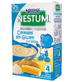Nestlé Papilla Nestum expert Cereales Sin Gluten con Bífidus 500 g