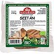 Seitán fresco 100% vegetal Envase 250 g Natursoy
