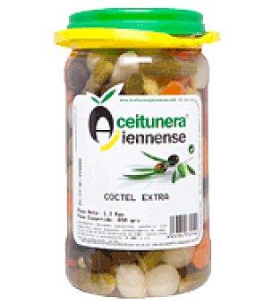 Aceitunera Jiennense Coctel extra 650 g