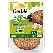 Hamburguesa vegetal de tofu y algas ecológica bandeja 160 g bandeja 160 g Cereal Bio