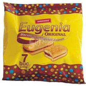 EUGENIA Galleta Family de cacao Paquete 250 g