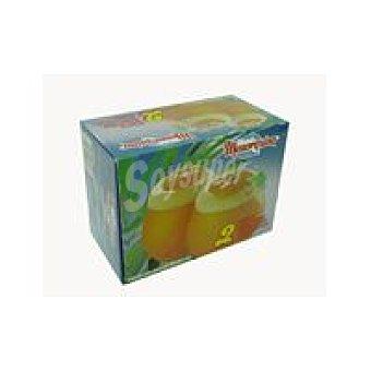 La Menorquina Naranja helada 2x180 ml