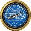 Caviar Kaluga imperial gold beluga Lata 100 g Caspian Pearl