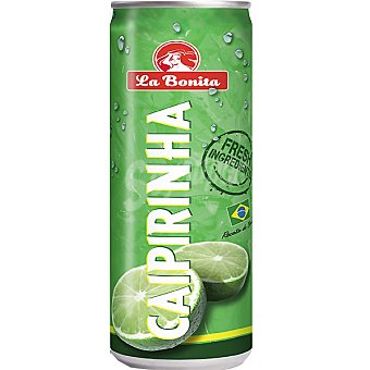 LA BONITA Cocktail caipiriña Lata 25 cl