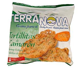 Terranova Tortillitas de camarones 400 g
