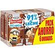 batido de cacao pack 6 envases 200 ml Pascual
