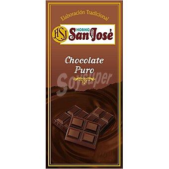 Horno San José Chocolate a la taza sin leche tableta 200 g tableta 200 g
