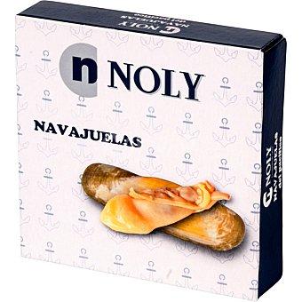 Noly Navajuelas chilenas Lata 78 g neto escurrido