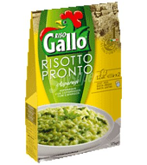 Riso Gallo Arroz risotto pronto esparragos 175 g