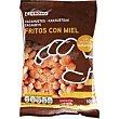 Cacahuetes fritos con miel Bolsa 100 g Eroski
