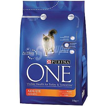 ESPECIAL Alimento para gatos rico en pollo y arroz Paquete 3 kg