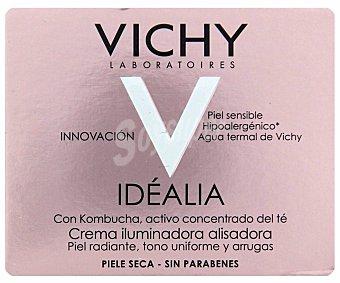 Vichy Idéalia Tratamiento antiedad piel seca con kombucha y activo concentrado del té, 50 Mililitros