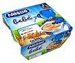Yogur de cereales Bebé Pack 4x100 g Nestlé