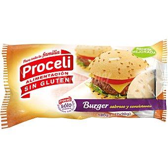 Proceli Pan burguer 2 UDS