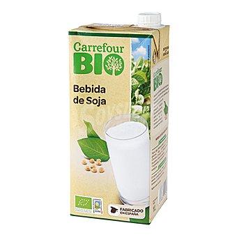 Carrefour Bio Bebida de soja bio con calcio 1 l