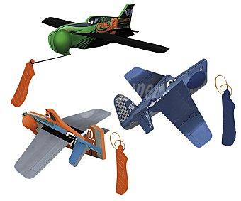 EURASPA Aviones planeadores de foam, + lanzador 1 unidad