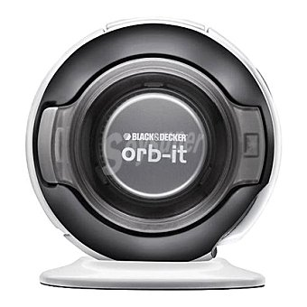 Black&Decker Aspirador de mano orbit orb48mbn-q negro black & decker