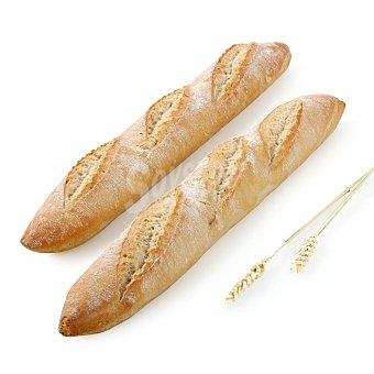Carrefour Barra de pan rústica 2 unidades de 250 G 500 g