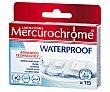 Apósitos resistentes al agua 16 uds Mercurochrome