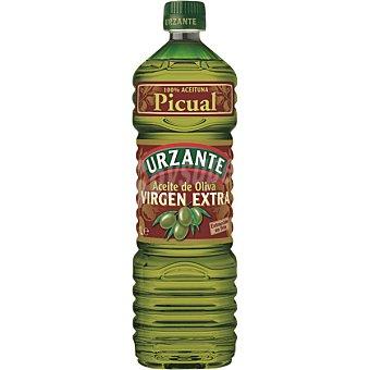 Urzante Aceite de oliva virgen extra Picual botella 1 l 1 l