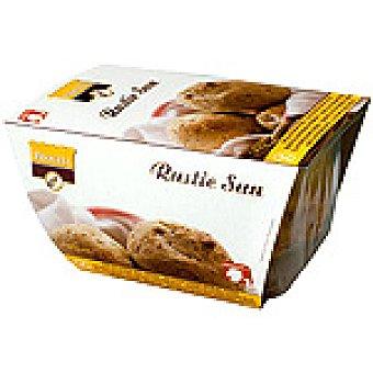 PROCELI Rustic Sun pan de semillas sin gluten 2 unidades envase 140 g 2 unidades