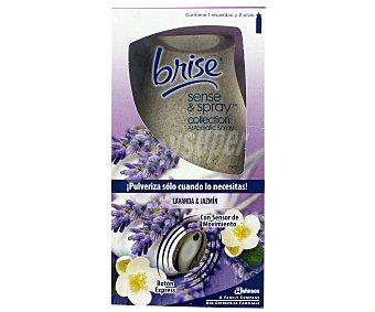 Glade Brise Ambientador con olor a lavanda y jazmin Sense spray
