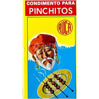 Ruca Condimento pinchitos 62 g